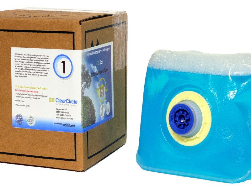 NR 1 Microbiologisch Interieur ECO B.I.B. 3 ltr