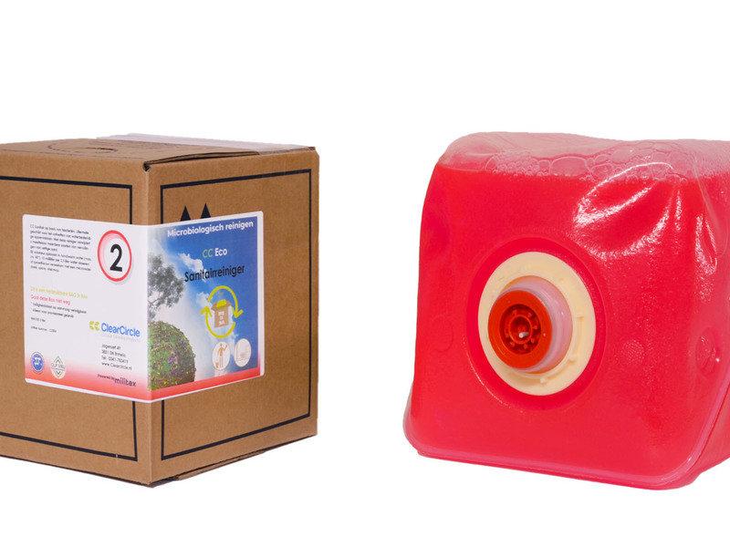 NR 2 Microbiologisch Sanitair ECO B.I.B. 3 ltr