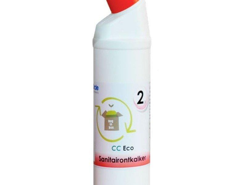 NR 2.1 Sanitairontkalker ECO nekfles 750 ml