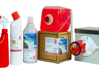 Microbiologisch Sanitair