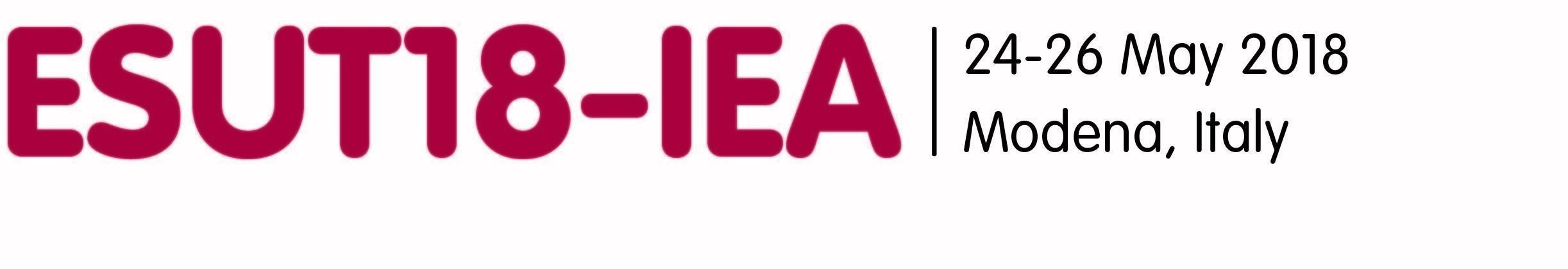 ESUT18-IEA