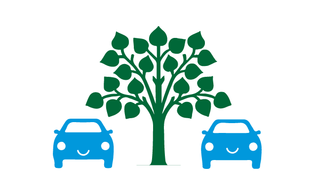 the green and social way to rent a car