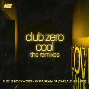 Instagram DJ (Capsalon Remix)