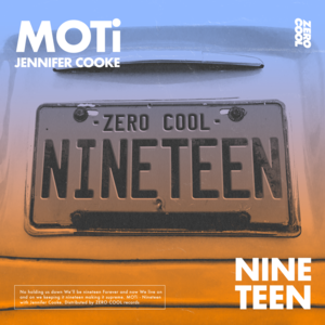 Nineteen (with Jennifer Cooke)
