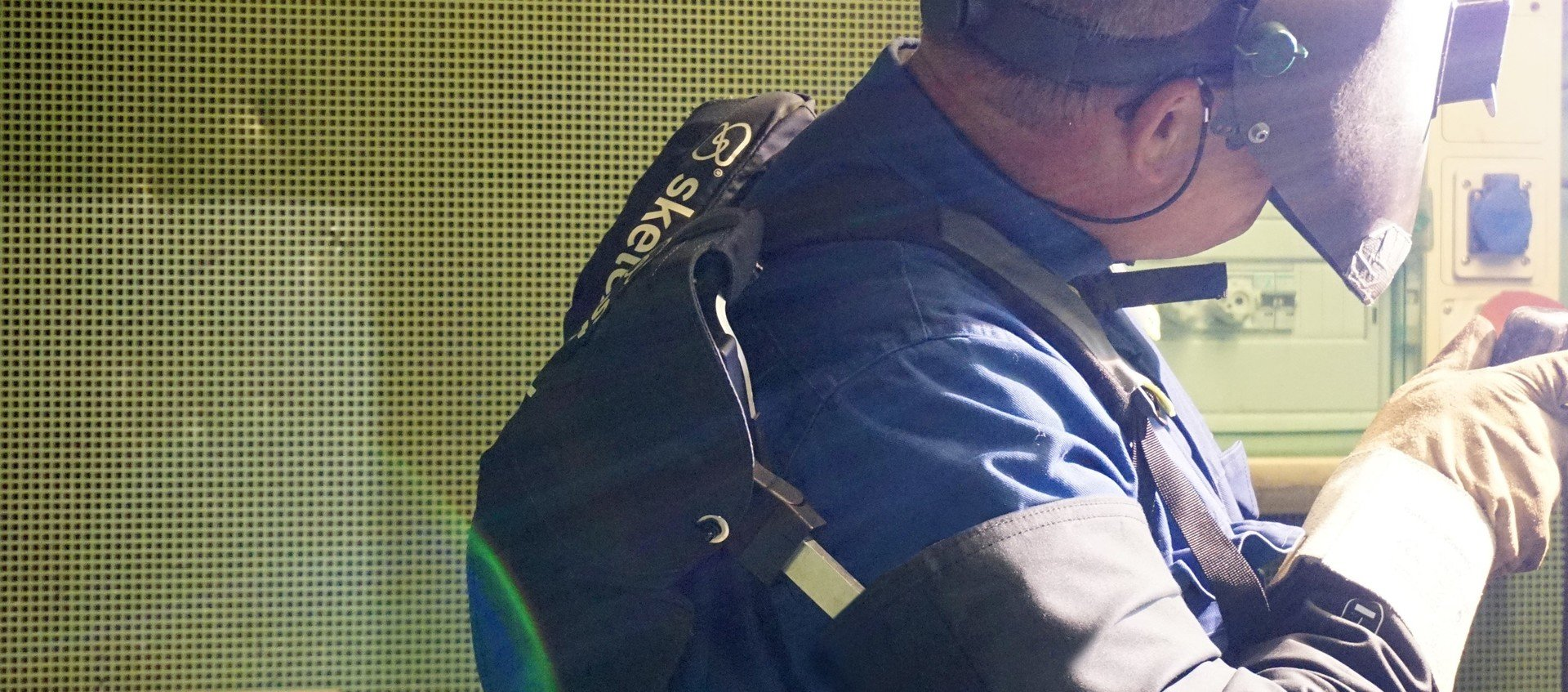 Webinar: Exoskeletten voor lassers