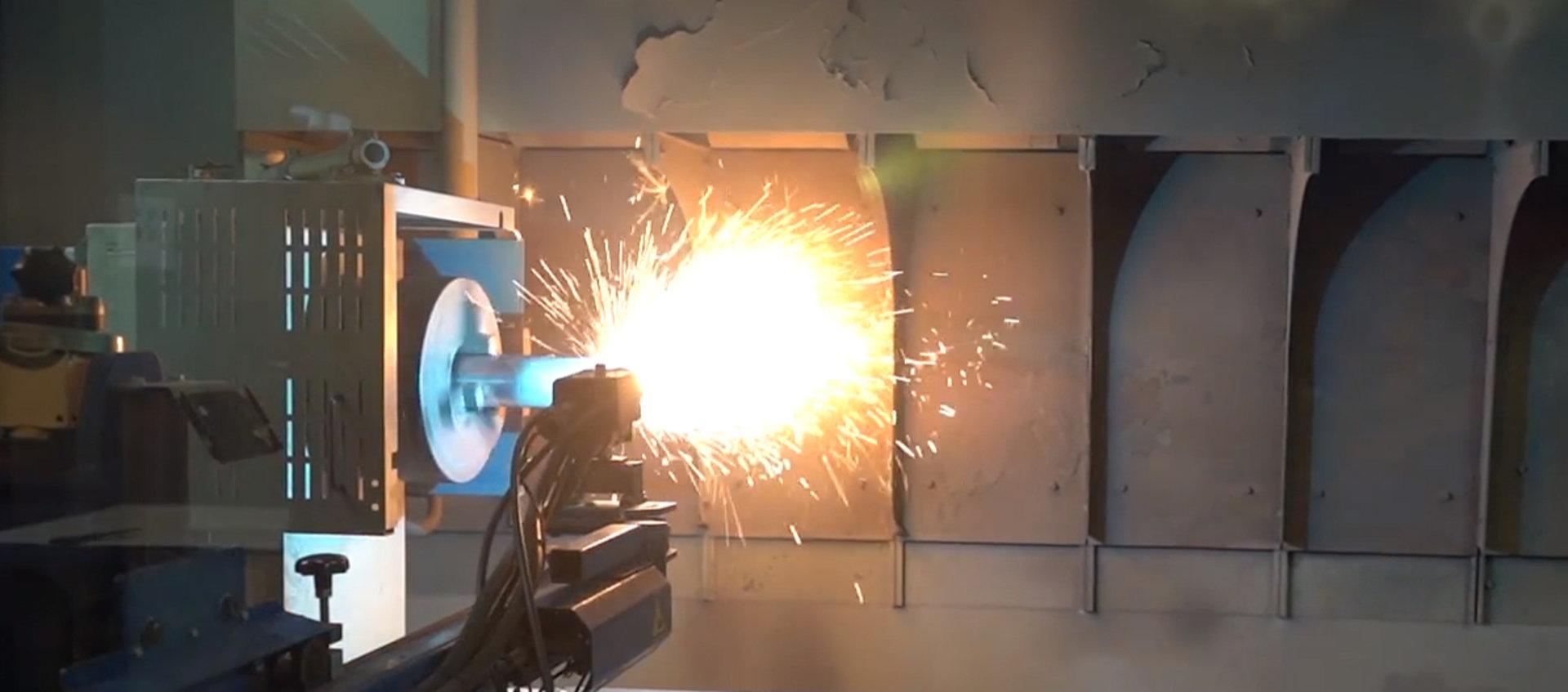 Bedrijfsbezoek Revamo - Specialisten in thermische coatings en lasercladden
