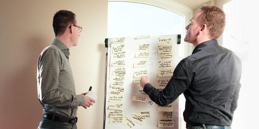 Startups: het realiseren van online ambities
