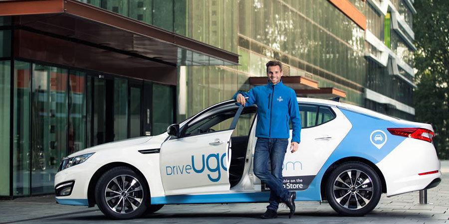 Taxi-app Ugo zet aanval op Uber in