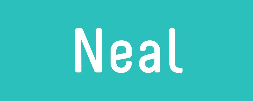Neal van Bakkum