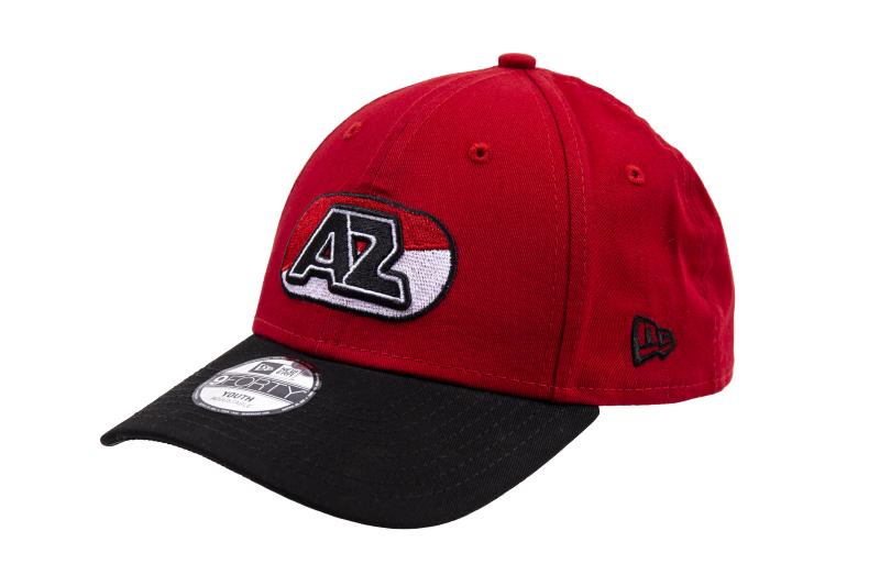 New Era cap AZ-logo Rood