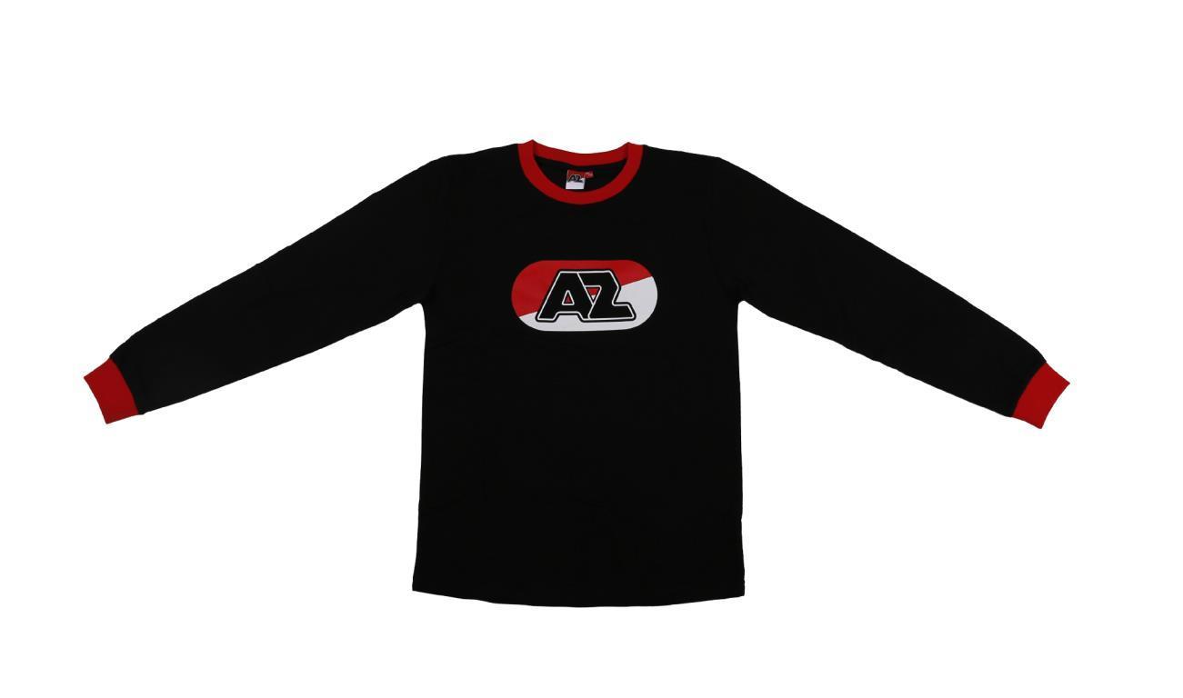 Pyjama Zwart AZ-logo