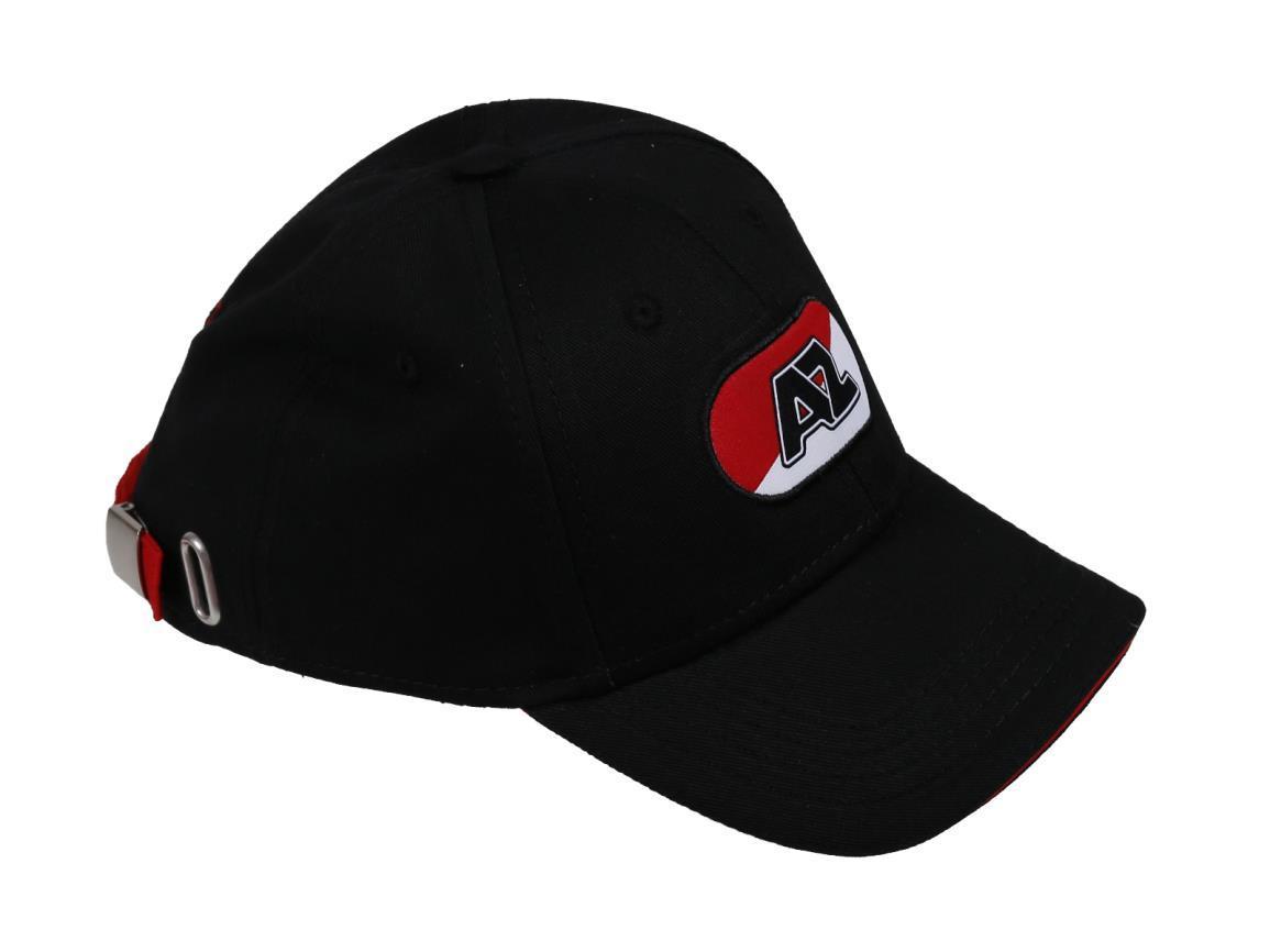 Cap AZ-logo Zwart