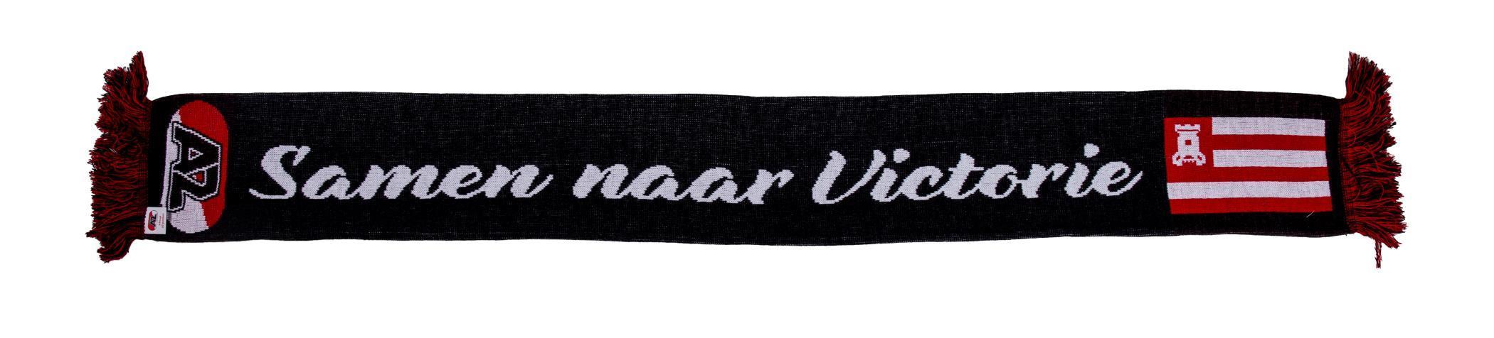 Sjaal Samen naar Victorie