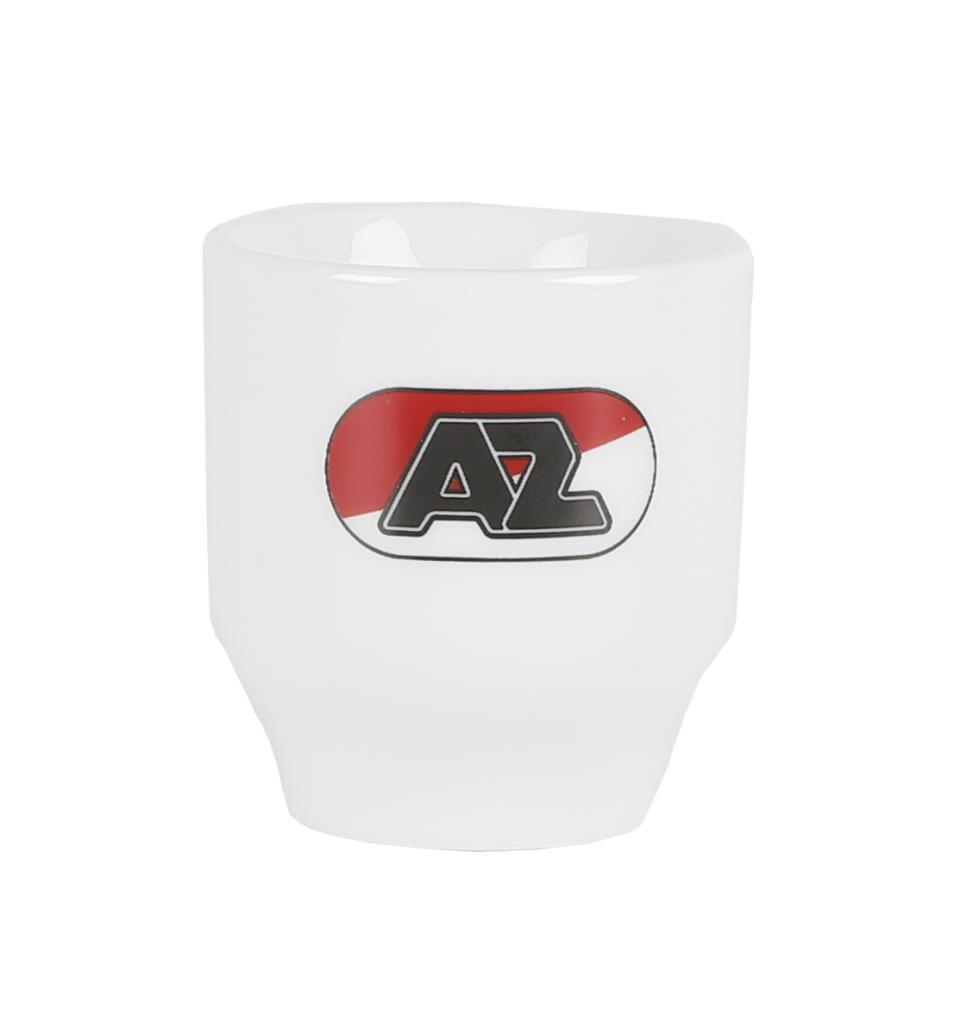 Eierdopje met AZ-logo