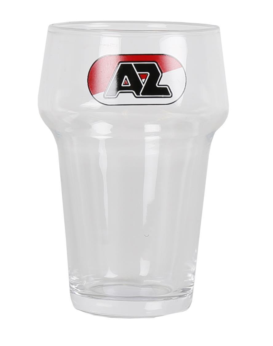 Stapelglas met AZ-logo
