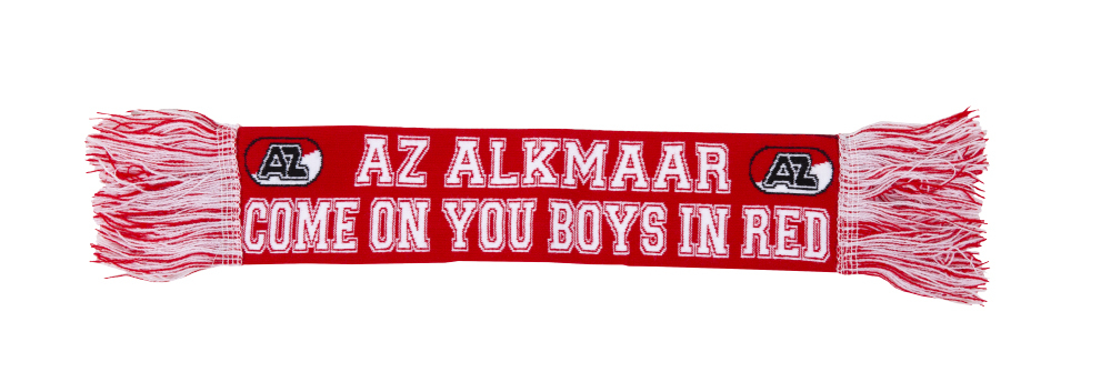 Autosjaal Come On You Boys In Red