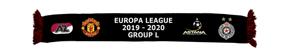 Sjaal groeps fase europa League