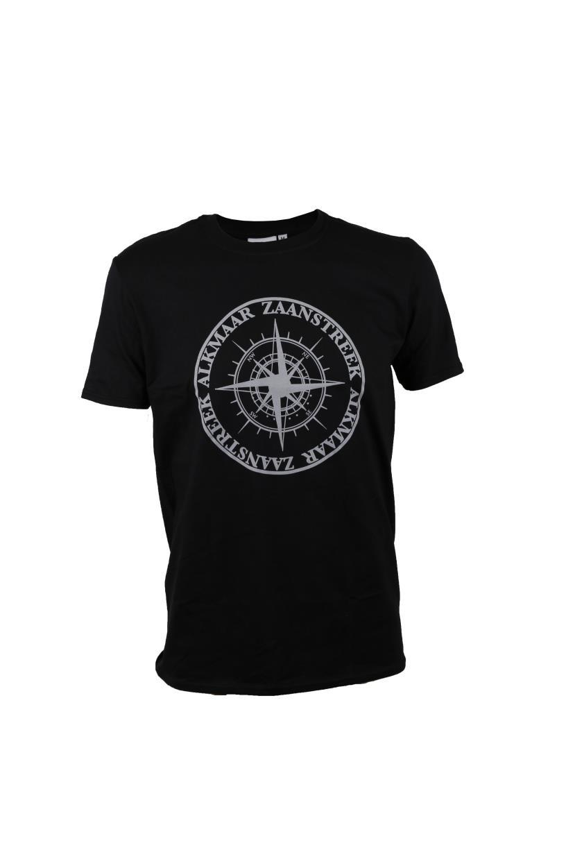 T-Shirt Alkmaar Zaanstreek zw