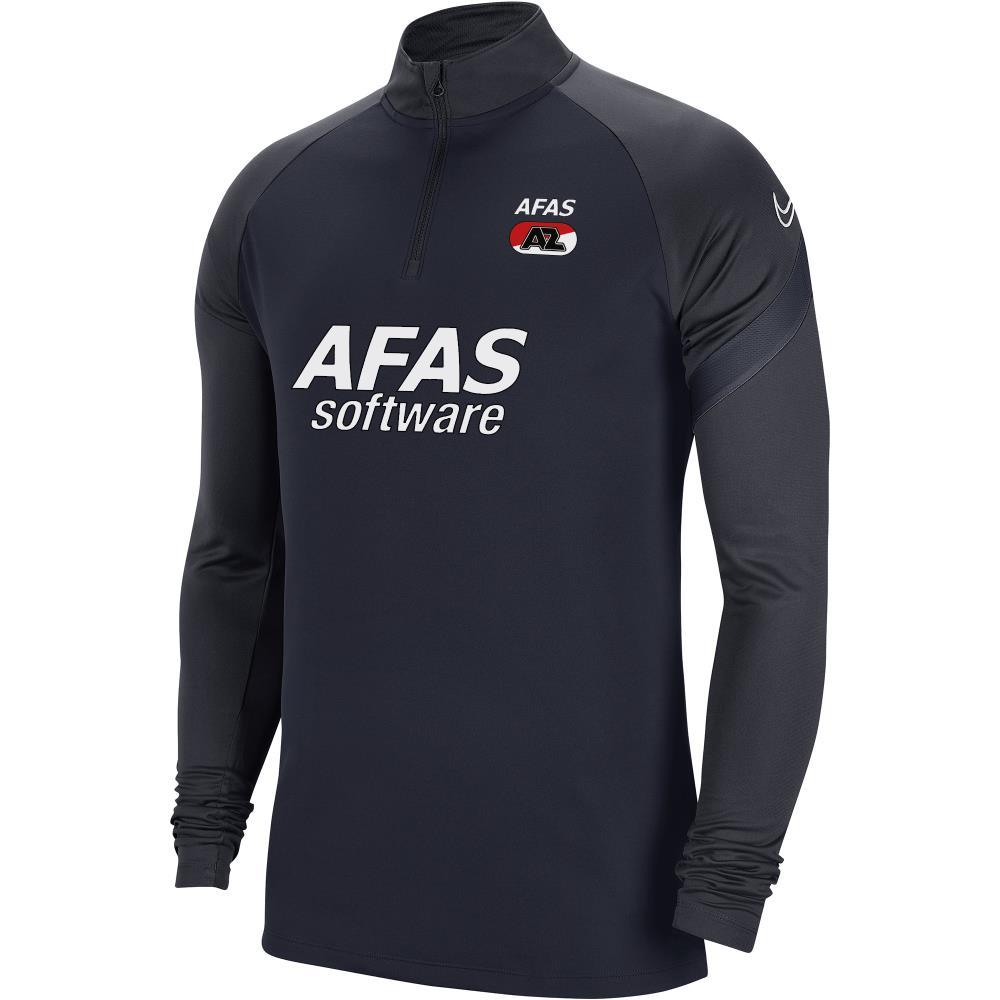 Trainingssweater 1/4 zip 20/21 Donkerblauw