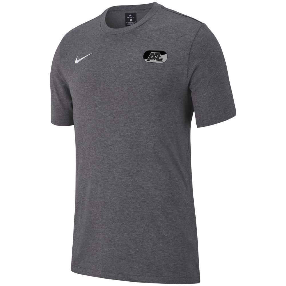 Nike T-Shirt Donker Grijs