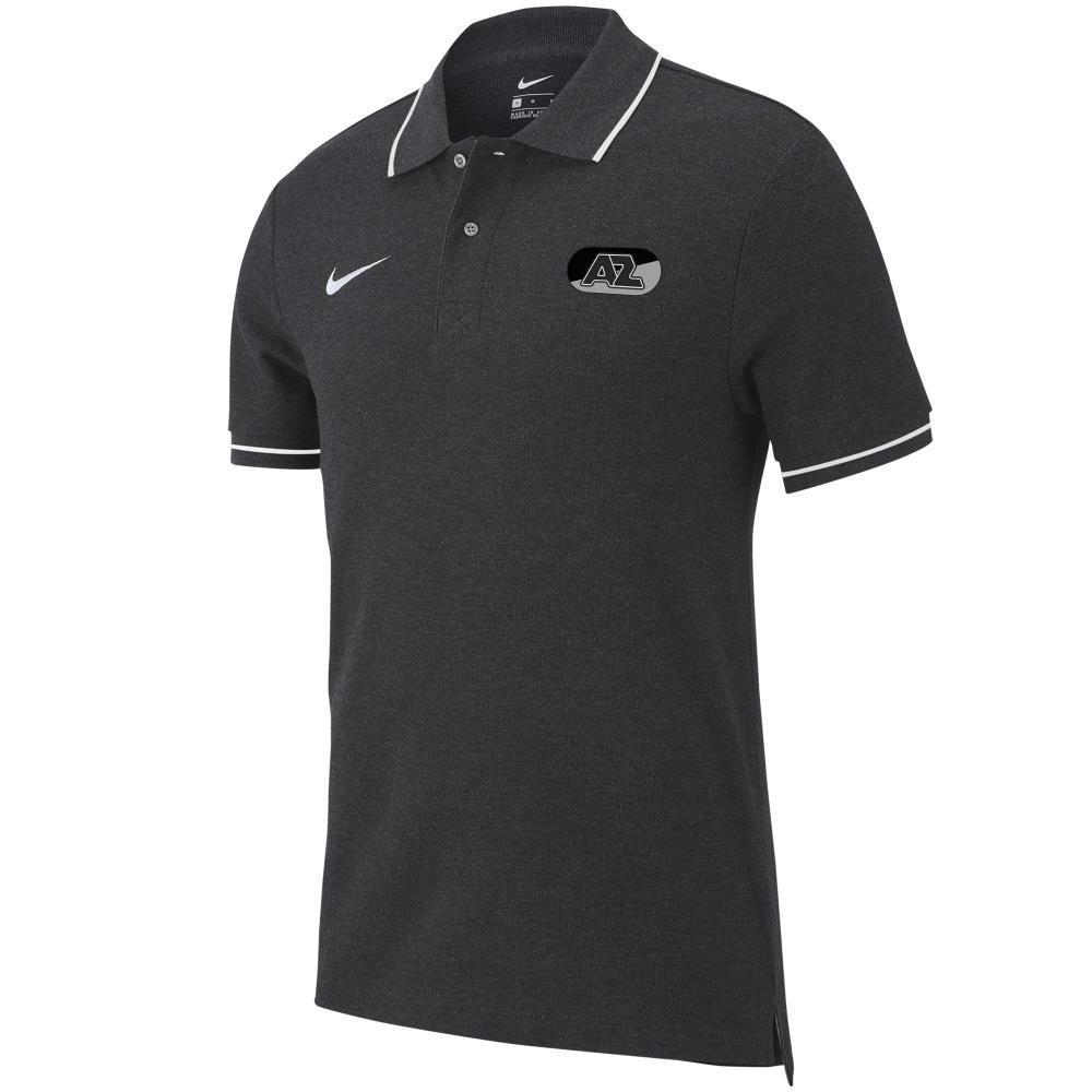 Nike Polo Donker Grijs