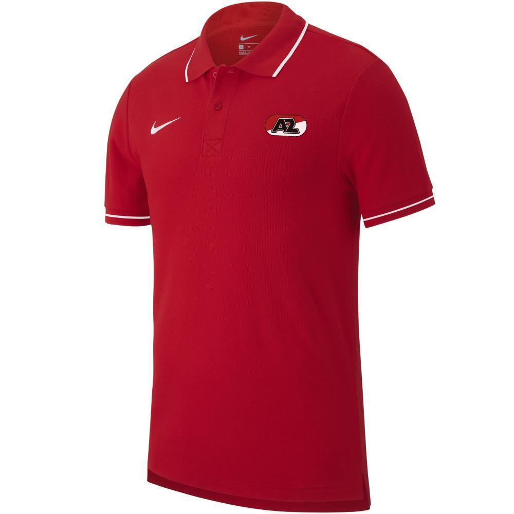 Nike Polo Rood