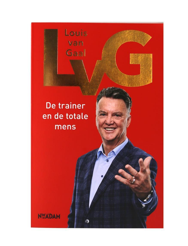 Boek Louis van Gaal