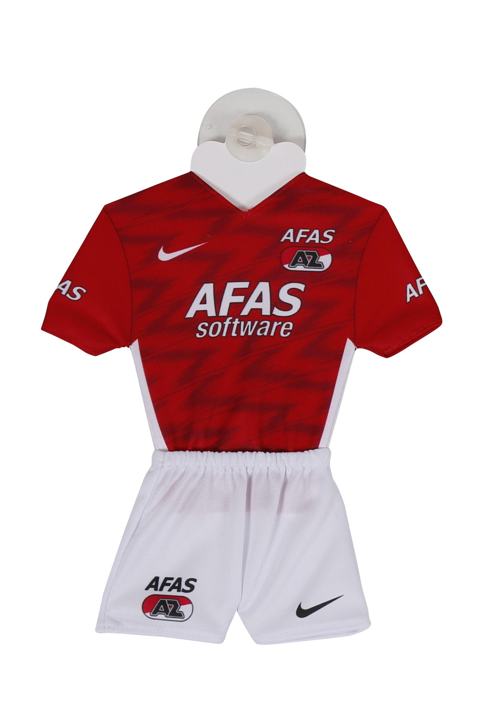 Mini-kit Nike Thuis Rood Wit