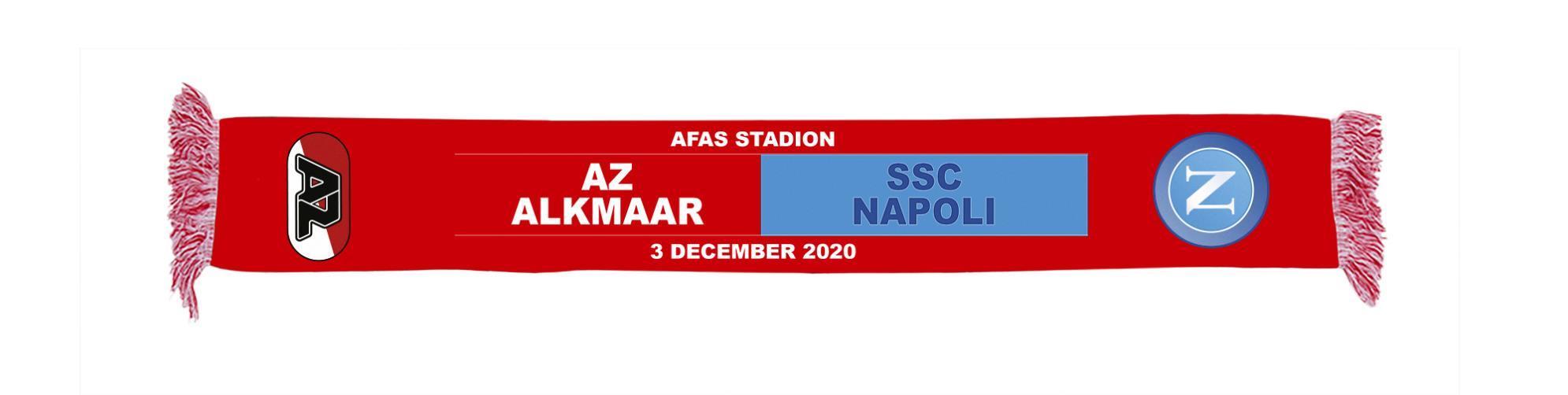 Sjaal AZ- Napoli