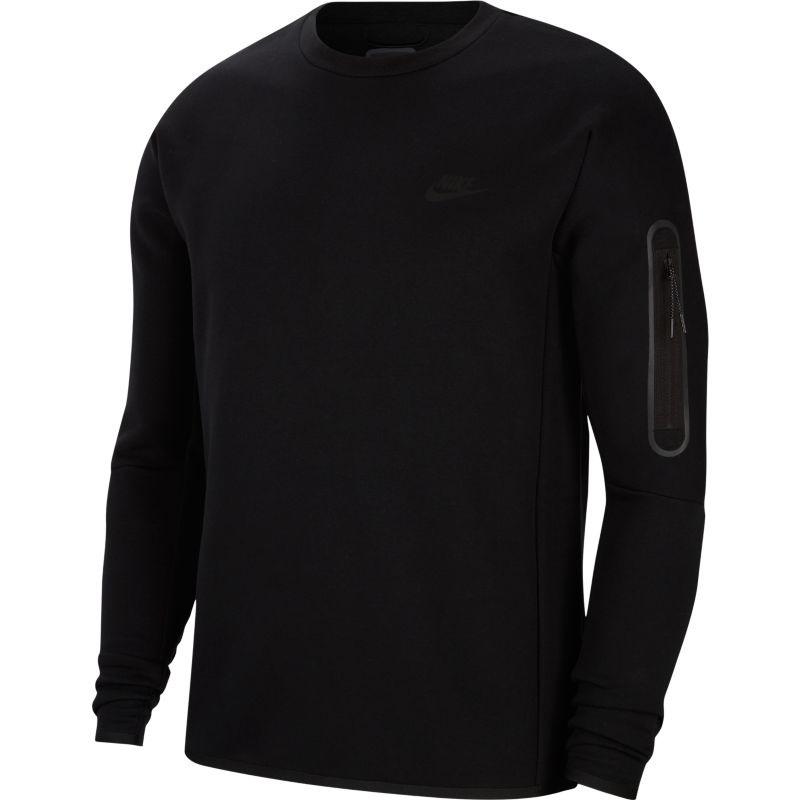 Nike trui rits zwart CU4505-010