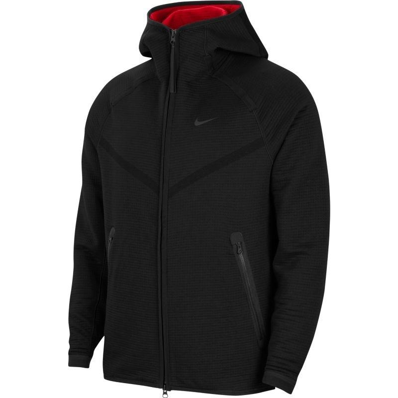 Nike jas Zwart CU3598-013