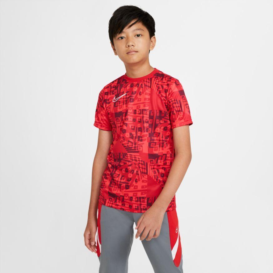 Nike shirt rood kids CT2388-635