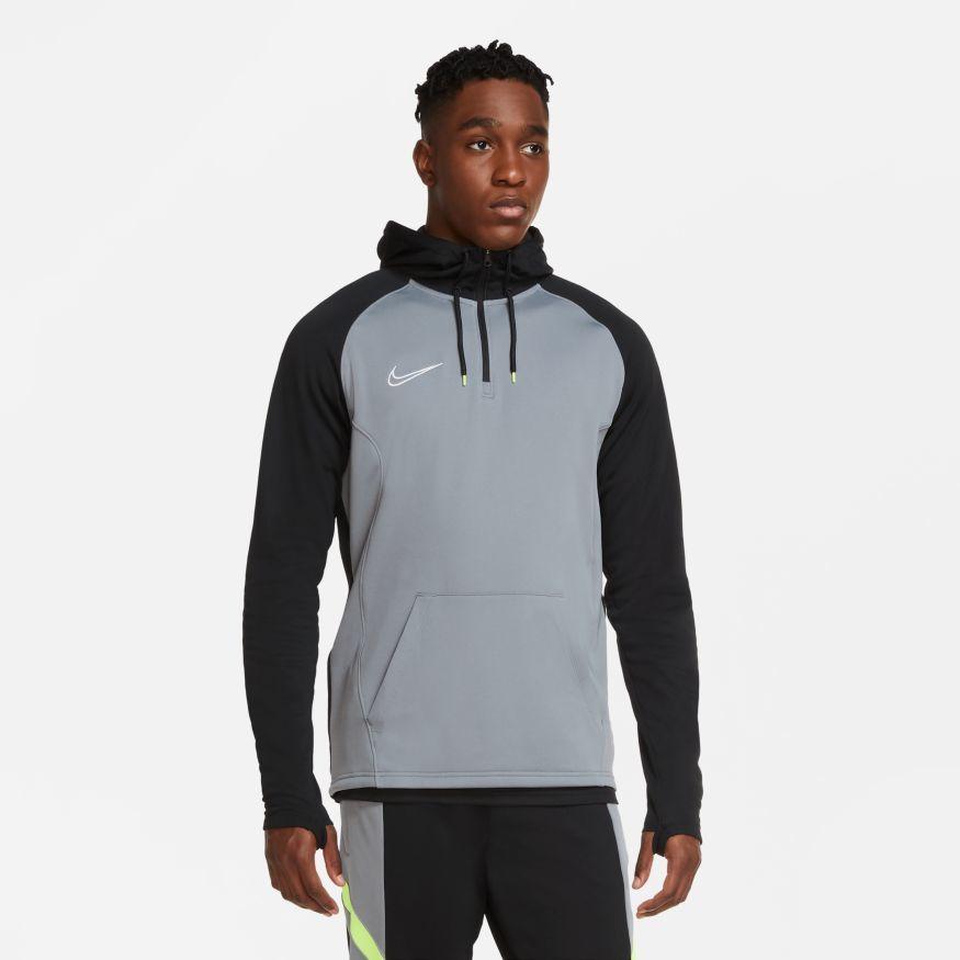 Nike trui volw grijs/zwart CT2420-084