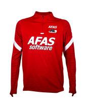 Trainingssweater Strike rood 21/22