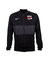 Warming-up jacket Strike zwart 21/22