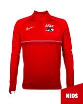 Trainingssweater Academy kids rood 21/22