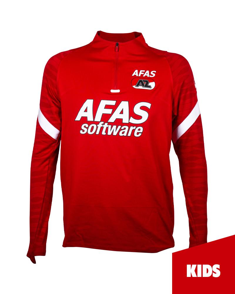 Trainingssweater Strike kids rood 21/22