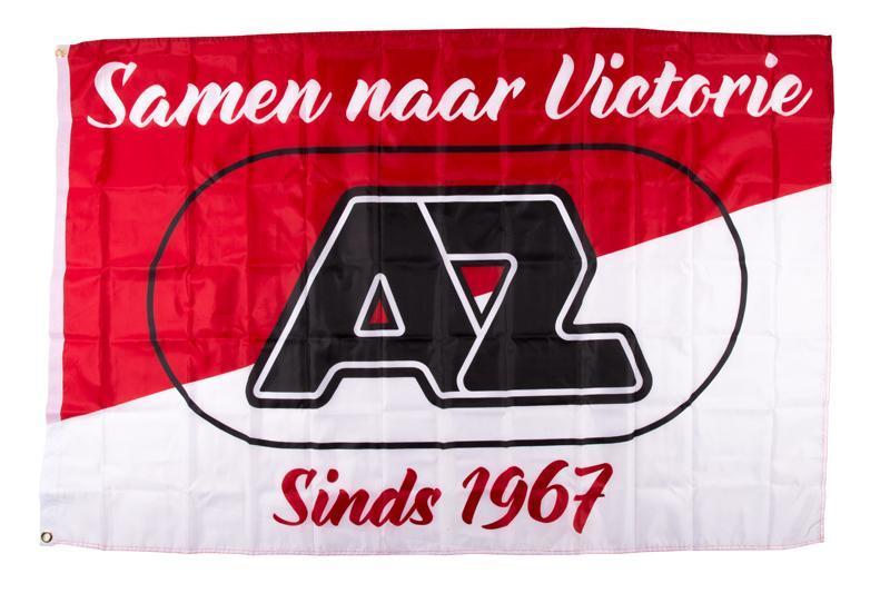 Vlag Samen naar Victorie