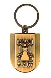 Sleutelhanger AZ'67 logo