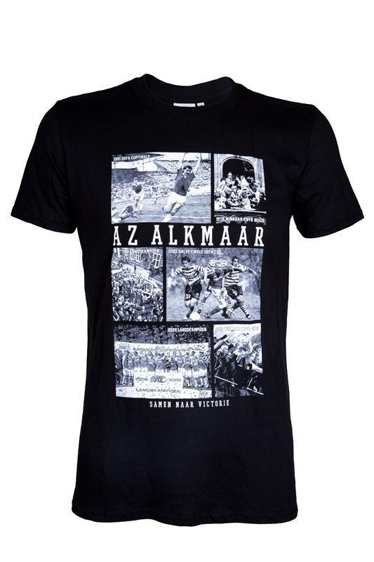 T-shirt foto Zwart