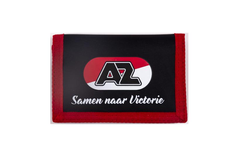 Portemonnee Zwart/Rood
