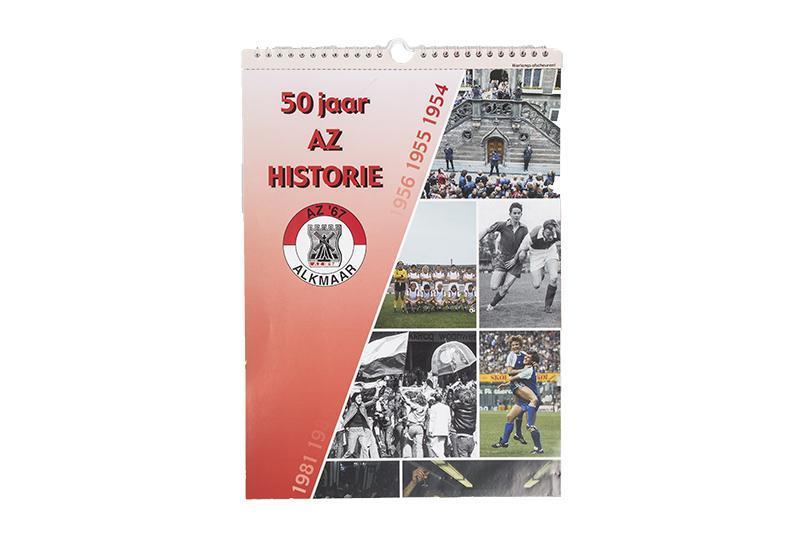 Kalender 50 jaar AZ