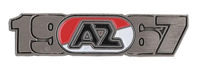 Pin 1967 / AZ-logo
