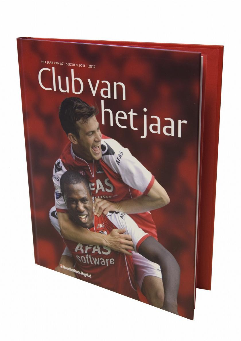 Boek Club van het jaar