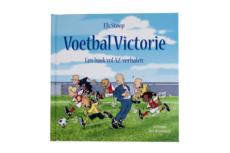 Boek Voetbal Victorie