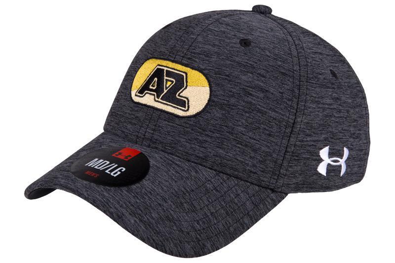 Cap UA AZ-logo goud zwart 17/18