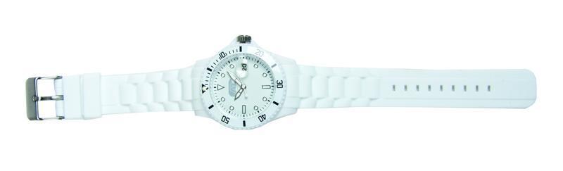 Horloge AZ-watch wit