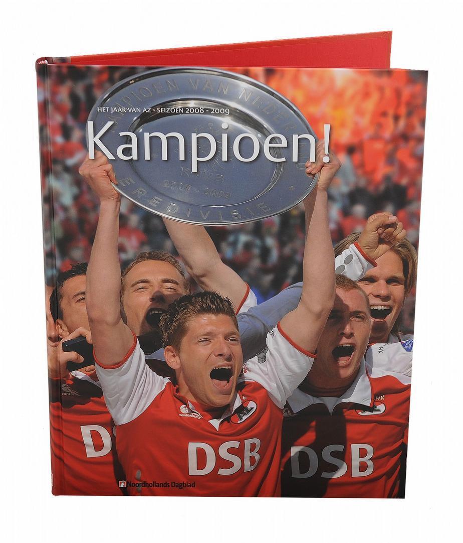 Boek Kampioen
