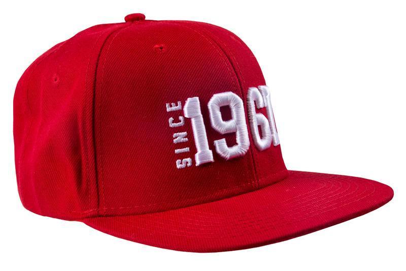 Cap 1967 Rood