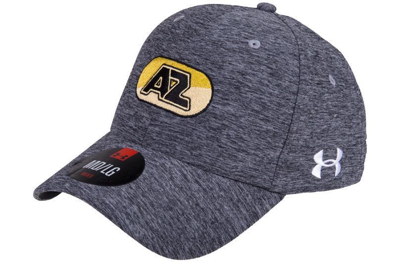 Cap UA AZ-logo goud grijs 17/18